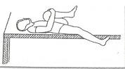 کشش عضلات خم کننده ران1