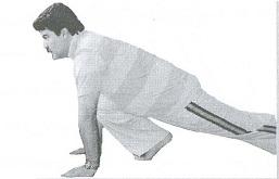 کشش عضلات پاا